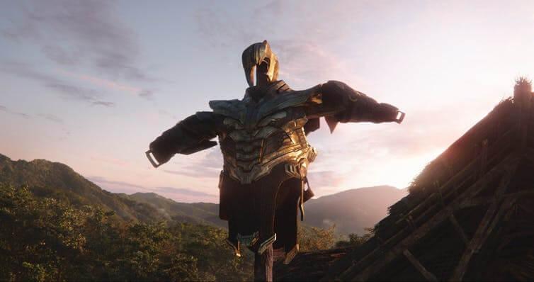 Avengers Thanos