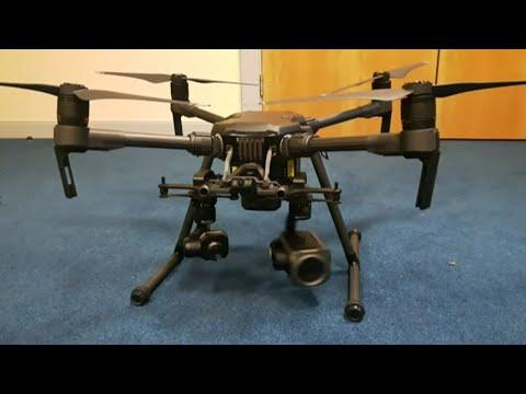 Drones unit in Victoria