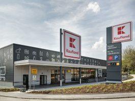Kaufland store front | Image supplied by Kaufland Australia