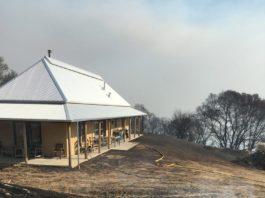 How your house survives a blaze