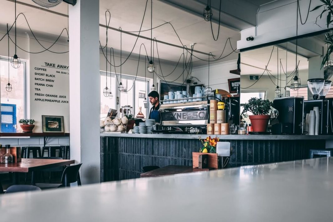 cafe restaurant   Photo by Kate Trifo on Unsplash