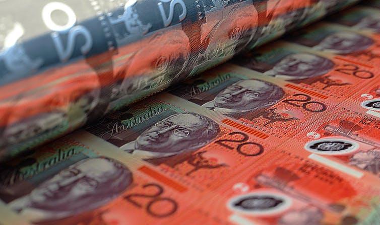 Australian currency | Shutterstock