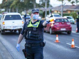 Victoria police   Image: DANIEL POCKETT:AAP
