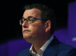 Victorian Premier Daniel Andrews | Image: James Ross:AAP