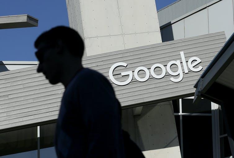 Google   Jeff Chiu:AP