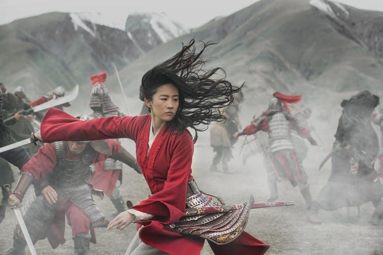 Mulan   Photo: Disney