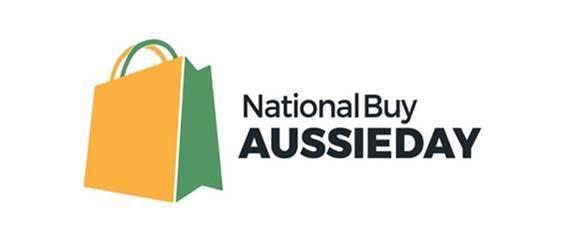 National Buy Aussie Day logo