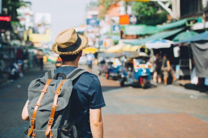 Traveller Photo by Shutterstock