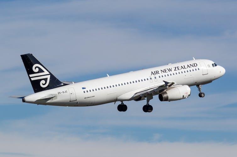 Air New Zealand | Photo: Ryan Fletcher:Shutterstock