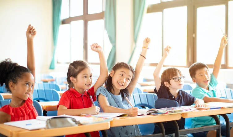 School learning | Photo Shutterstock