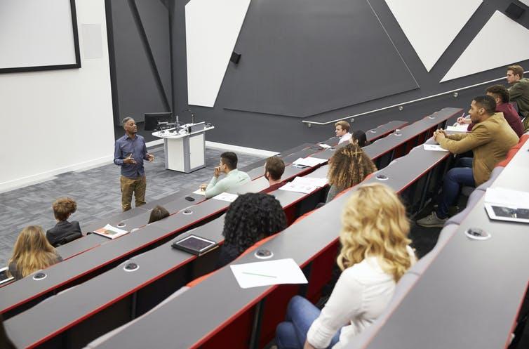 University   Image: Shutterstock
