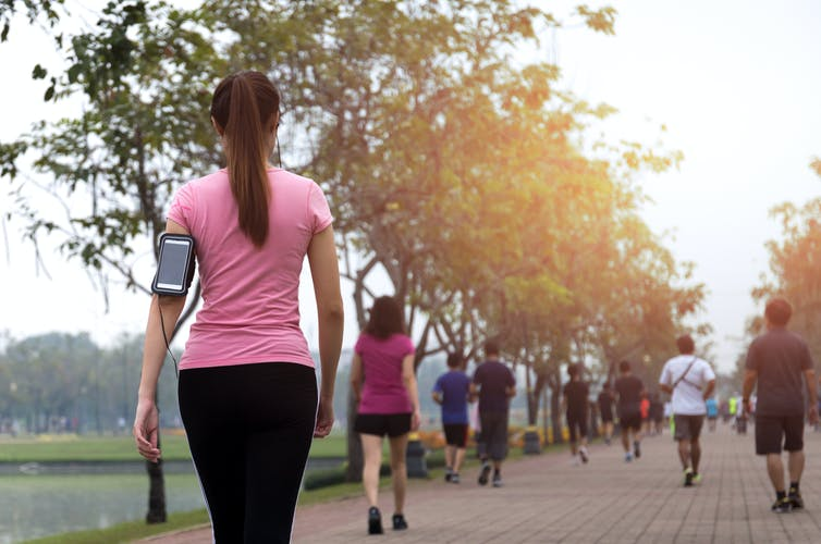 Exercise | Photo from Shutterstock