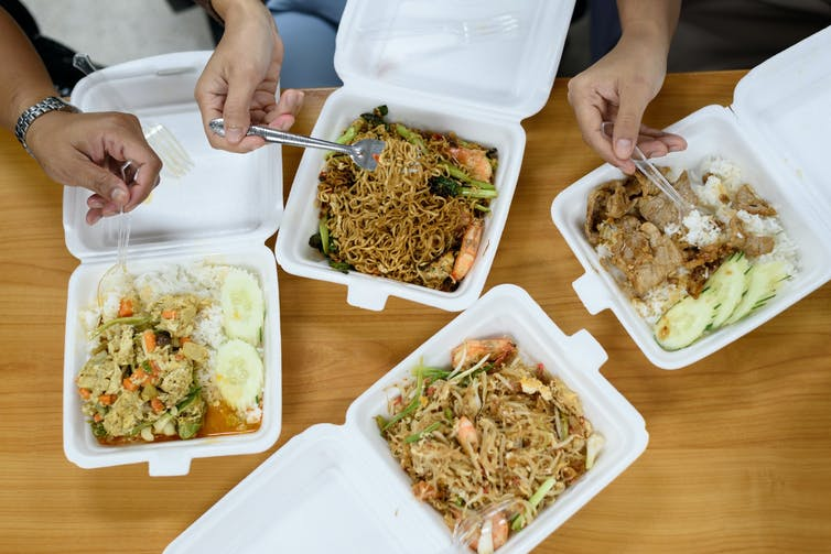 Food packs | Photo from Shutterstock