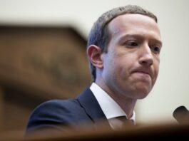 Mark Zuckerberg | Photo: Michael Reynolds/AAP