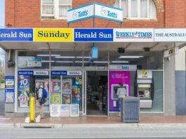 Australian Newspapers by Shutterstock