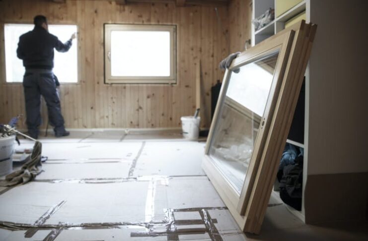 Renovating your home | Shutterstock