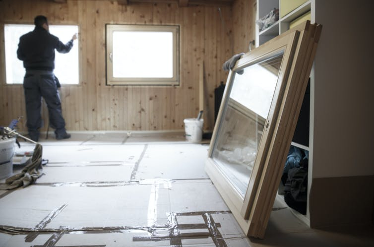 Renovating your home   Shutterstock