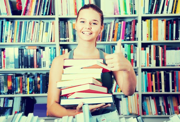 Student   Photo: Shutterstock